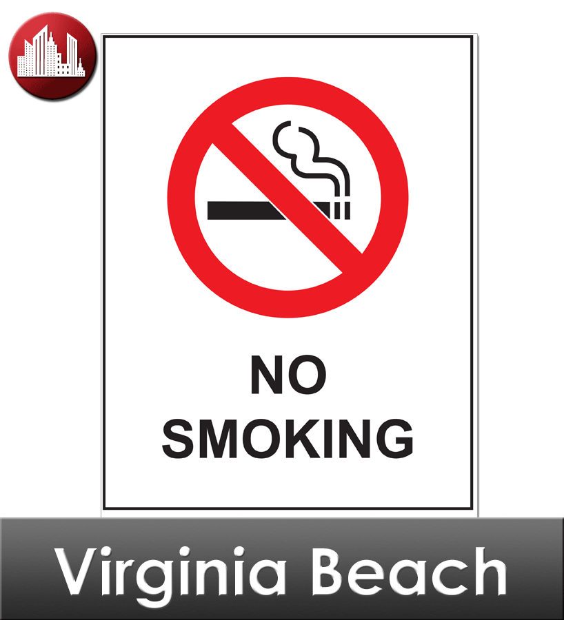 Virginia Beach, VA Laminated Workplace Poster Package