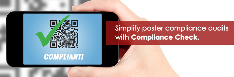 Simplify poster compliance audits with GovDocs Compliance Check.